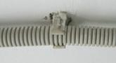 Прокладка гофры под клипсу (за 1 метр)